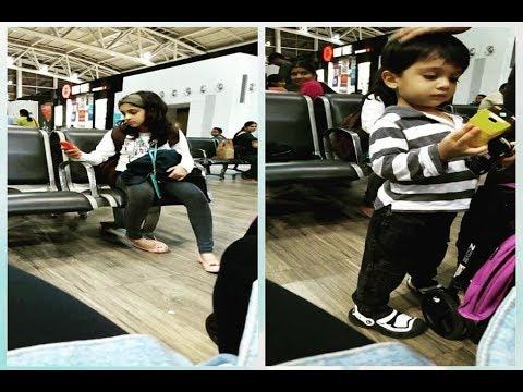 Ajith Son Aadvik Latest Video & Photos | Shalini Ajith | Daughter Anoushka