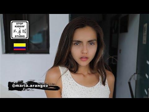 一個哥倫比亞女模特的悲慘遭遇