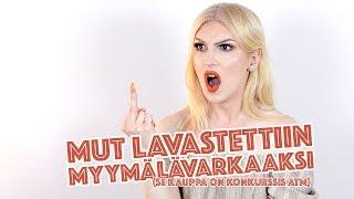 MUT LAVASTETTIIN VARKAAKS | STORYTIME | Britney Sumell