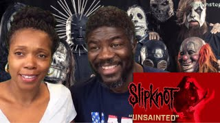 SLIPKNOT  UNSAINTED  Official Video The Fellas Are Back With Some 🔥🔥🔥