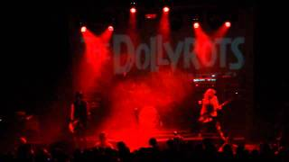 The Dollyrots California Beach Boy Because I'm Awesome Aberdeen 18-10-10