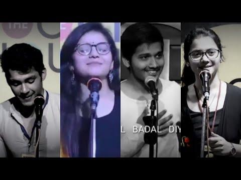 Whatsapp Status || Love💝 poetry || Nidhi Narwal || Subham Khillari || whatsapp status 2019