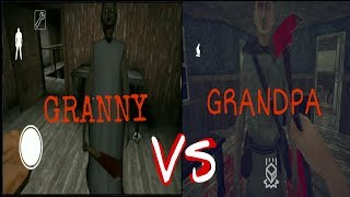 GRANNY VS GRANDPA Gameplay
