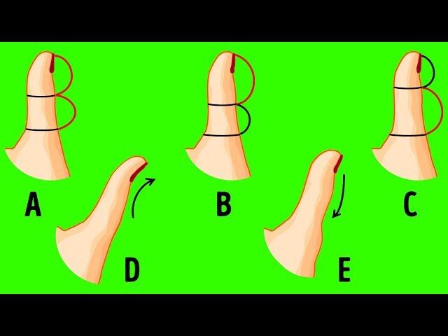 あなたの親指はどんな形?隠された本当の性格が分かる「親指診断」