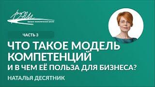 Что такое модель компетенций и в чем её польза для бизнеса?