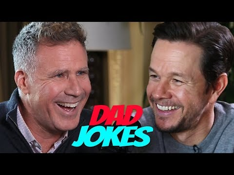 Dad Jokes | You Laugh, You Lose | Will Ferrell vs. Mark Wahlberg | All Def