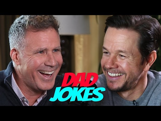 Dad Jokes   You Laugh, You Lose   Will Ferrell vs. Mark Wahlberg