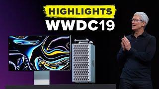 Apple's WWDC19 keynote in 12 minutes
