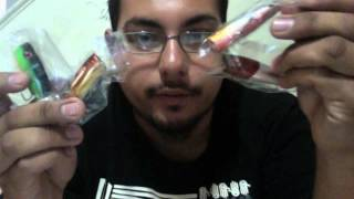 Bass Fishing: Top Water Popper Lure Unboxing/+ Gifts Inside Review