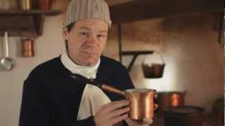 Everted Copper Sauce Pan available at Jas. Townsend and son