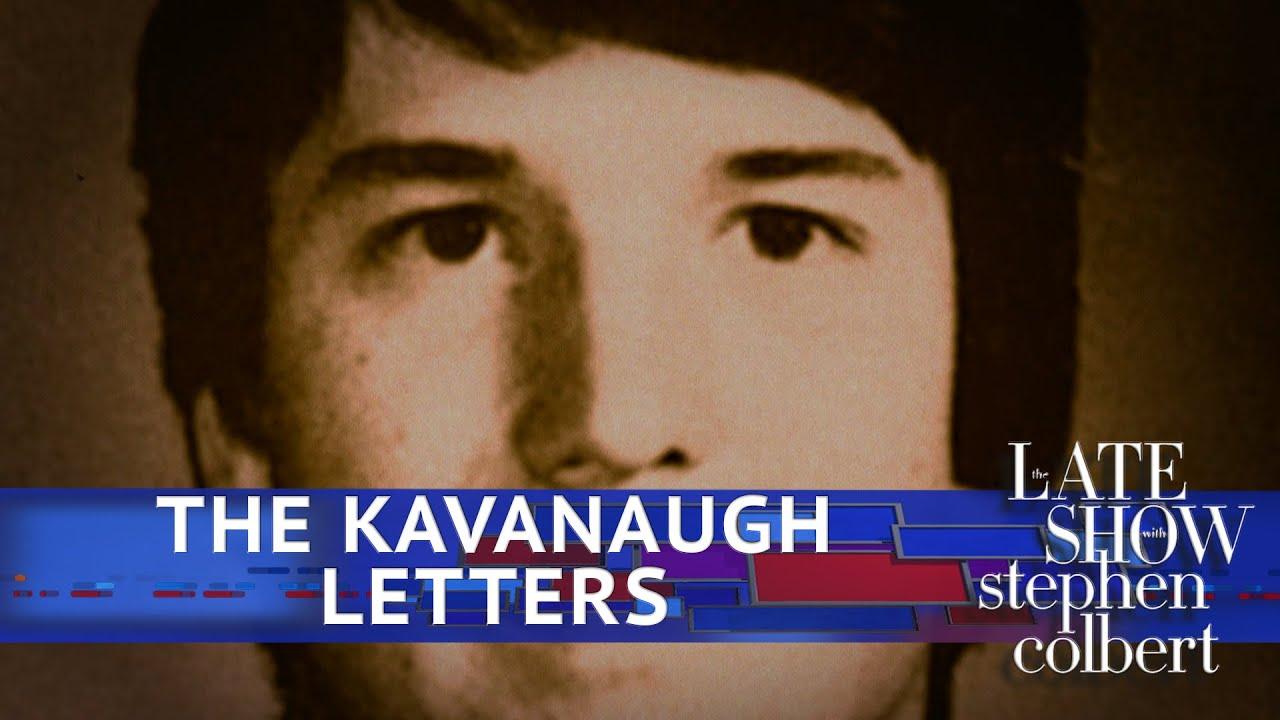 Ken Burns Presents: The Kavanaugh Letters thumbnail
