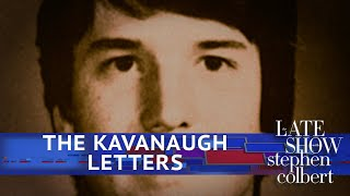 Ken Burns Presents: The Kavanaugh Letters