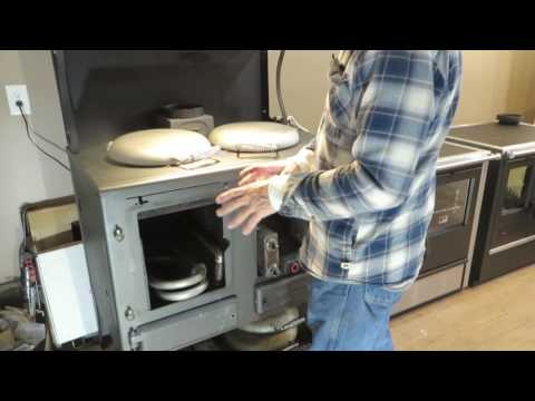 Hot Water With A Wood Cookstove Pt 1 - Water Reservoirs