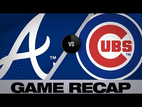 Contreras, Heyward back Lester in win | Braves-Cubs Game Highlights 6/24/19