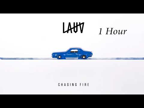 Lauv - Chasing Fire [1 Hour] Loop - 3xzed