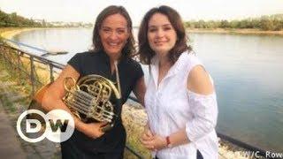 Sarah's Music - Patricia Kopatchinskaja in Bonn | DW English