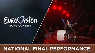 Donny Montell - I've Been Waiting For This Night (Lithuania) National Final Performance