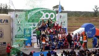 preview picture of video 'RALLY CODASUR 2010 / SANTA CRUZ DE LA SIERRA'