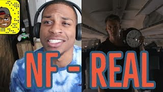 NF   Real REACTIONBREAKDOWN! (THE BEST RAPPER OUT!?)