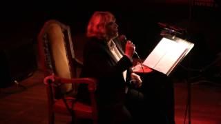 Marianne Faithfull live at Vienna Konzerthaus 2014 11 16