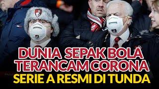 Dunia Sepak Bola Terancam Corona