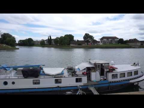 A Day in Beautiful Chalon Sur Saone Fran