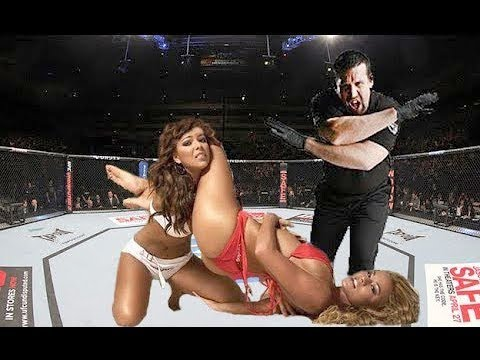 When Girls From MMA LOSES CONTROL || WOW
