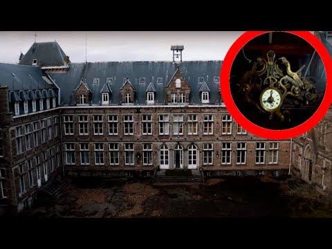 Abandoned Millionaires Family Mansion Belgium