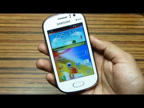 Samsung GALAXY FAME S6812 Review & Benchmarks by Gadgets Portal