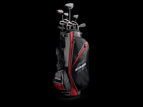 Set completo de palos de golf callaway strata 13 pcs en www.golf.co