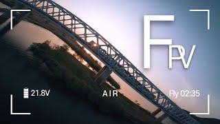 (4k)Enjoy FPV!!!/fpv freestyle