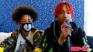 Exclusive: Ayo & Teo Talk 'Rolex,' Justin Bieber, & Going Viral