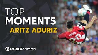 Eskerrik asko Aritz Aduriz: BEST MOMENTS Goals and Skills