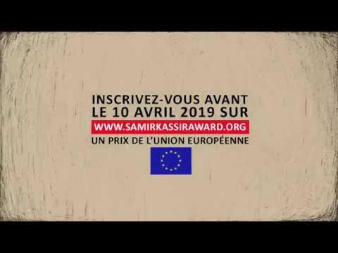 Prix Samir Kassir 2019 - FR promo