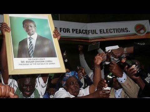 Ζάμπια: Αμφισβητείται η επανεκλογή Λούνγκου