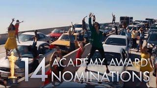 "<b>La La Land</b> 2016 Movie Official TV Spot – ""14 Academy Award Nominations"""