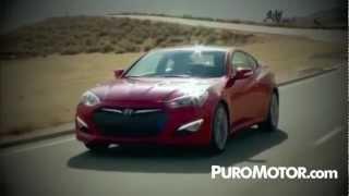 HYUNDAI GENESIS COUPÉ 2012 - Grupo Q Costa Rica - Especial Puro Motor TV