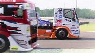 FIA 유러피언 트럭 레이싱 챔피온십 PS4 한국어판 출시 트레일러 및 이벤트 안내