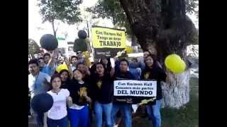 preview picture of video 'Caminata HH - Uruapan'