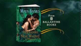 Highlander Most Wanted (The Montgomerys And Armstrongs) By Maya Banks Book Trailer
