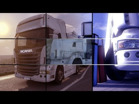 scania truck driving simulator activation key download