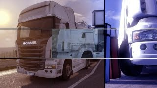 SCANIA Truck Driving Simulator - The Game video