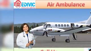Air Ambulance Service in Jamshedpur | Air Ambulance Service in Lucknow