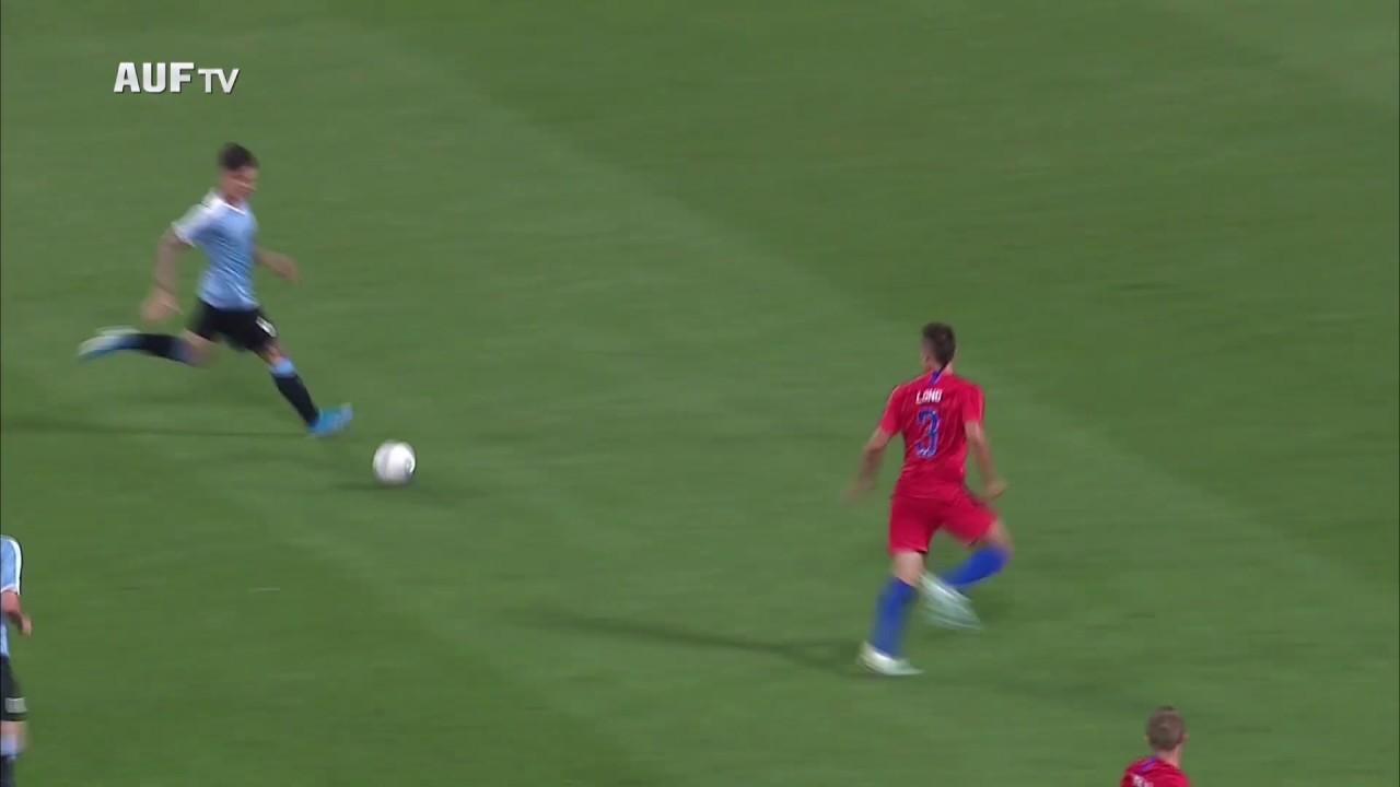 Gol de Brian Rodríguez a Estados Unidos (10/9/19)