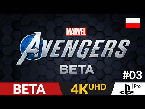 Marvel's Avengers PL 💪 BETA cz.3 💥 Fabuła – Kamala | Gameplay po polsku 4K