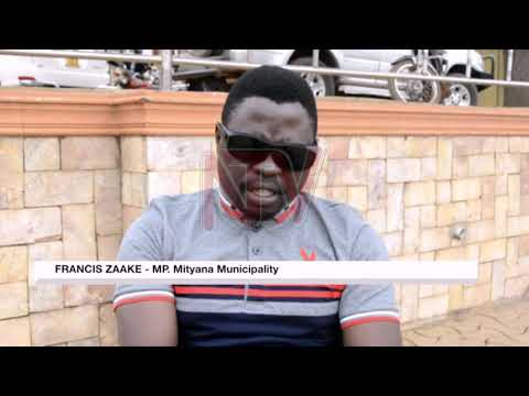 Mityana Municipality MP, Francis Zaake vows to get justice