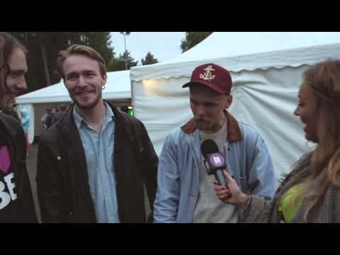 The Big Bluff at Positivus Festival 2015