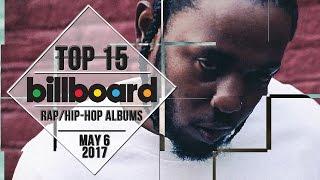 Top 15 • US Rap/Hip-Hop Albums • May 6, 2017 | Billboard-Charts
