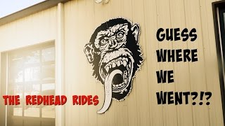 Gas Monkey Garage Vlog & Tour