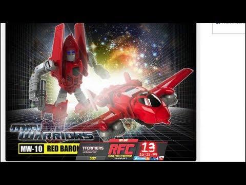 Radio Free Cybertron - 307